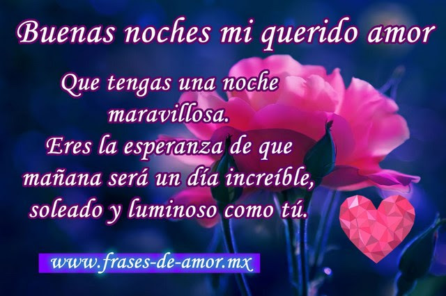 Tag Frases De Buenas Noches Para Amor A Distancia