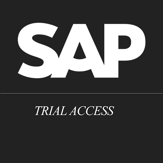 SAP IDES Trial Access