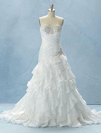 Disney Fairy Tale Weddings by Alfred Angelo   2012 Gown