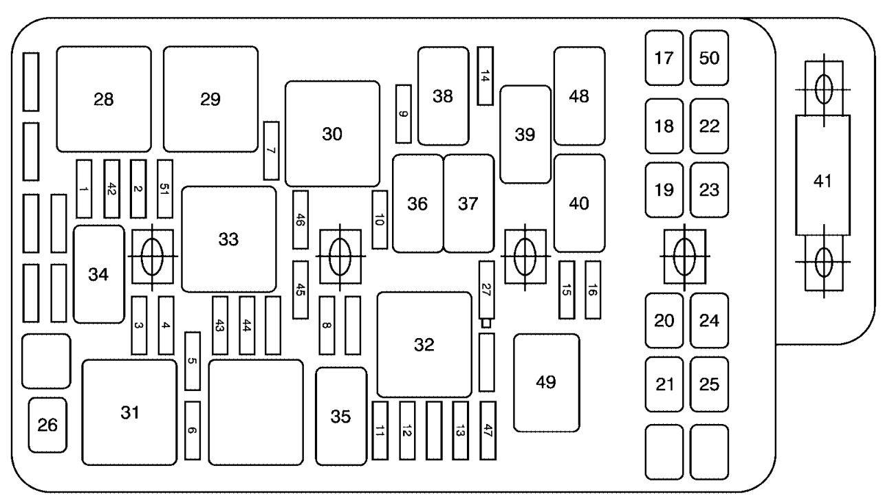 2003 saturn l200 fuse box diagram