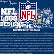 History of NFL Logo Designs with Territory Map | Visual.ly