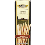 Alessi Breadsticks, Garlic - 4.4 oz
