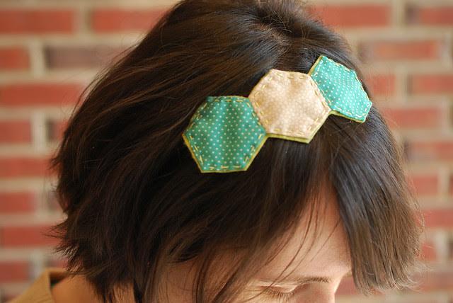 Hexagon Headband