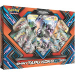 Pokemon TCG: Shiny Tapu Koko-GX Box