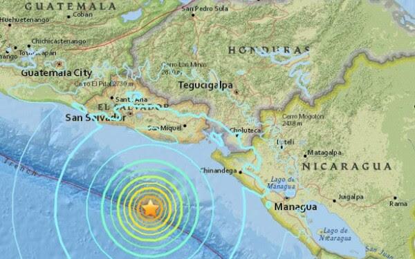 cutremur nicaragua