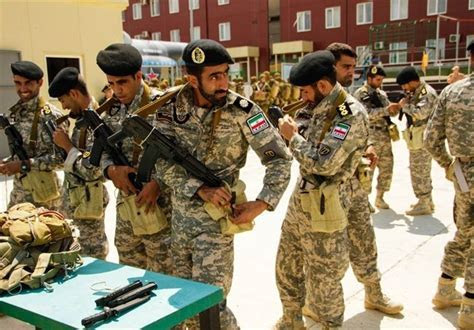 Iranian Commandos in Russia to Take Part in Int?l War