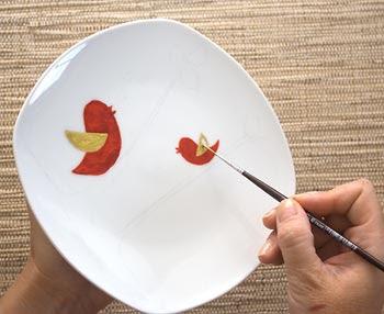 Pinte as outras cores do seu desenho