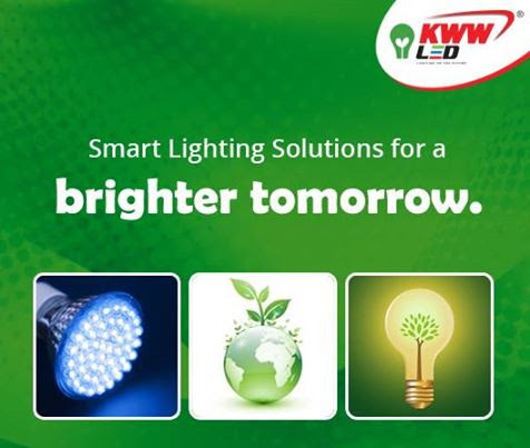 Smart Lighting Solutions for a brighter tomorrow