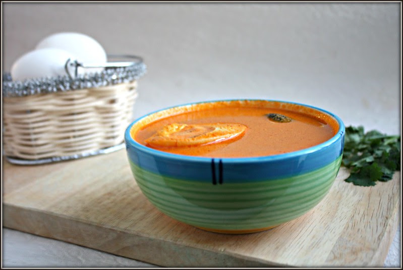 goan egg curry