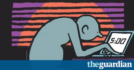 Rise and shine: the daily routines of history's most creative minds | Science | The Guardian