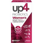 UP4 Probiotics, Women's, Vegetarian Capsules - 60 capsules