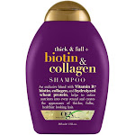OGX Thick & Full + Biotin & Collagen Shampoo - 13 fl oz