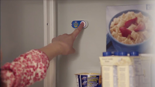 Marketers Say Debuting Amazon Dash Right Before April Fools' Day Was Genius