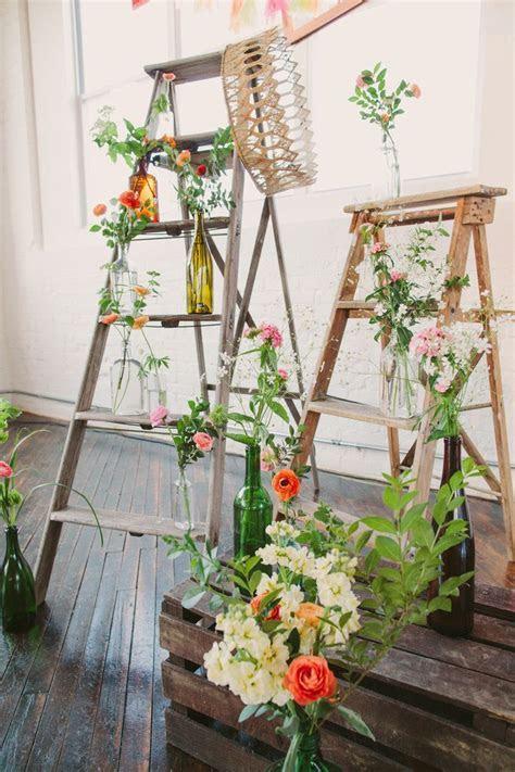 DIY Anthropologie inspired wedding decor ideas   Deer