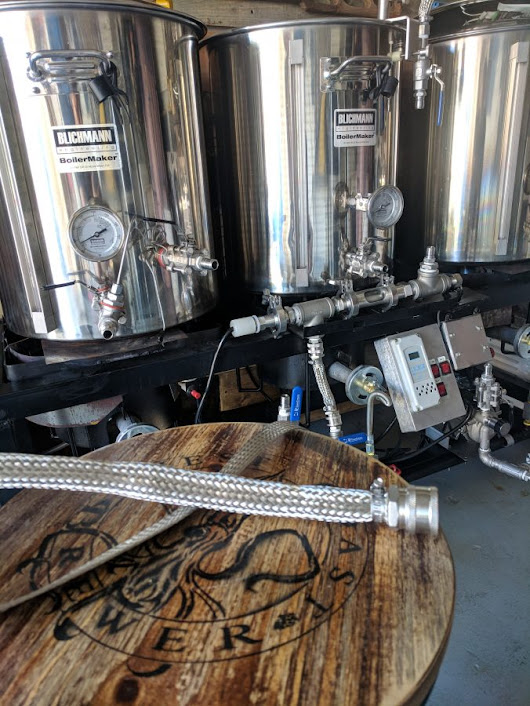 Stainless Steel Braiding - Homebrewing - Home Brewers Blog