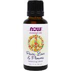 Now Foods Balancing Essential Oil Blend Peace Love & Flowers 1 fl oz