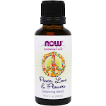 Now - Peace Love & Flowers Oil Blend 1 fl oz