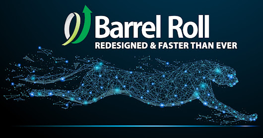 Check Out The New Barrel Roll Website! - Barrel Roll