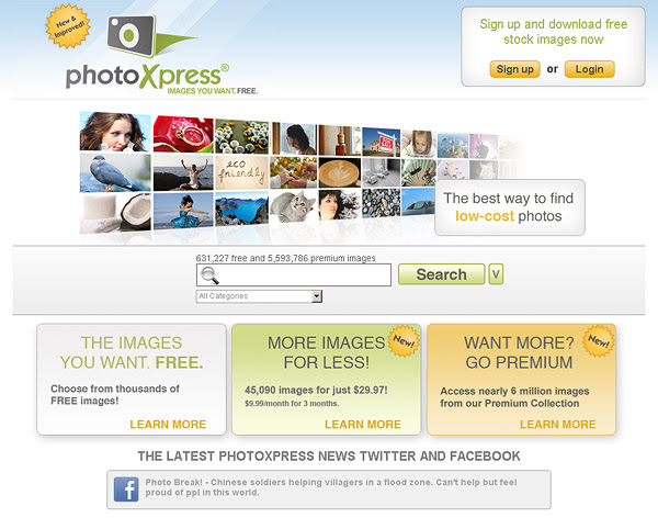 PhotoXpress - Royalty Free Subscription Images and Pictures