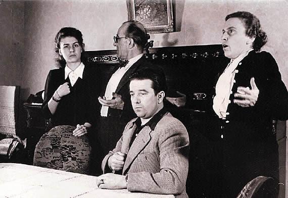 1950 Familie Staudenmaiers