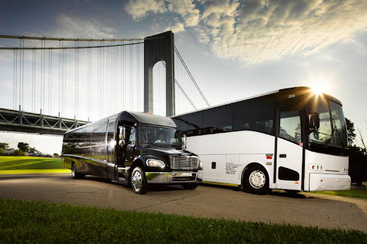 Charter Bus Rentals in Dallas Can Be Ideal to Head 'to the Mountains'