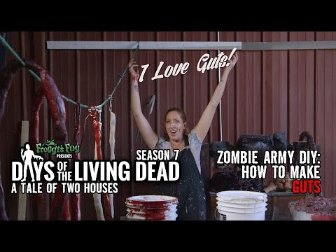 How to Make Guts! | Days of the Living Dead, Season 7, Episode 2