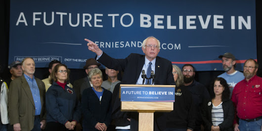 Sanders Campaign Is A Genuine Progressive Social Movement For Democracy