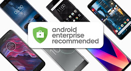 Google launches Android Enterprise Recommended program