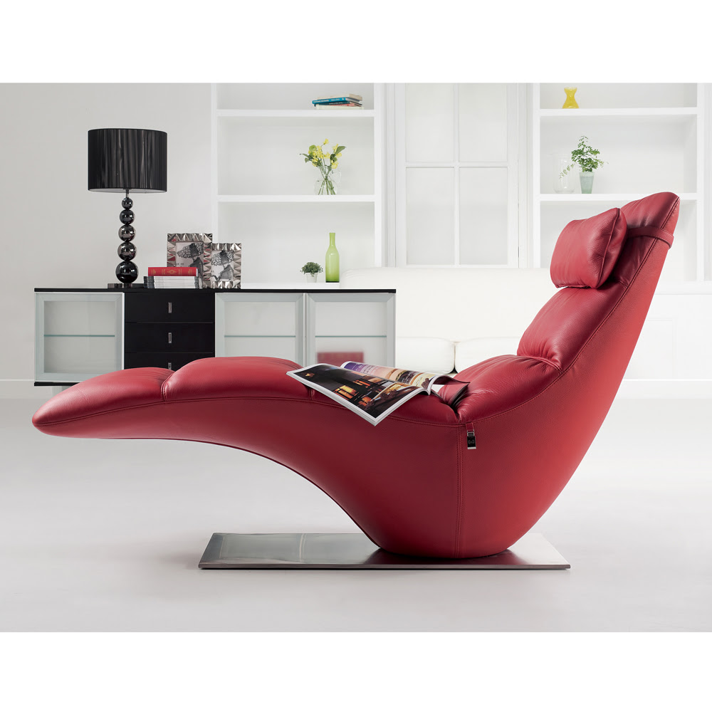 Zola chaise | Zuri Furniture