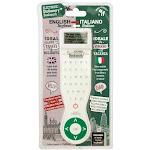 If USA 45102 Electronic Dictionary Bookmark Translation Edition Italian & English