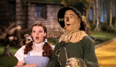 The Wizard Of Oz Images Dorothy And The Scarecrow Wallpaper And