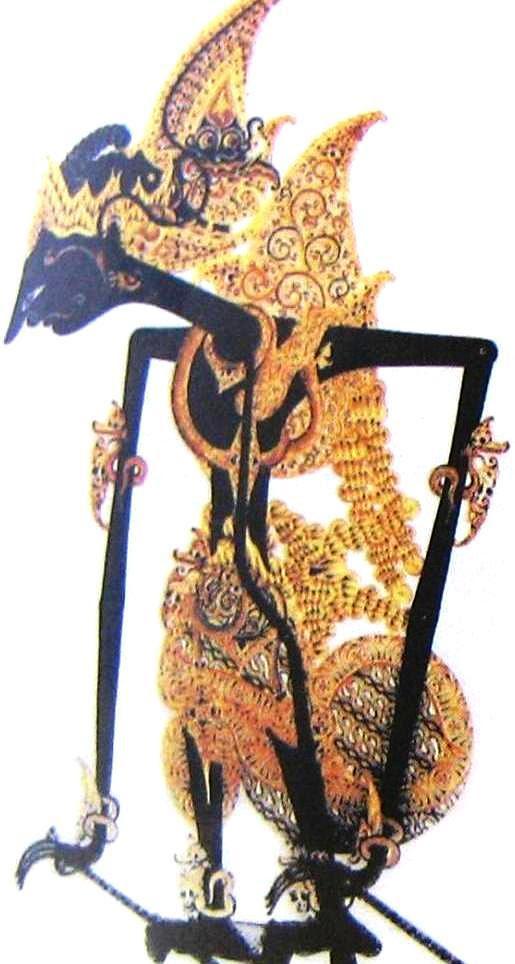 Isaka Wallpaper Wayang Kulit