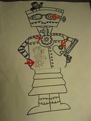 My Robot Photo Copy