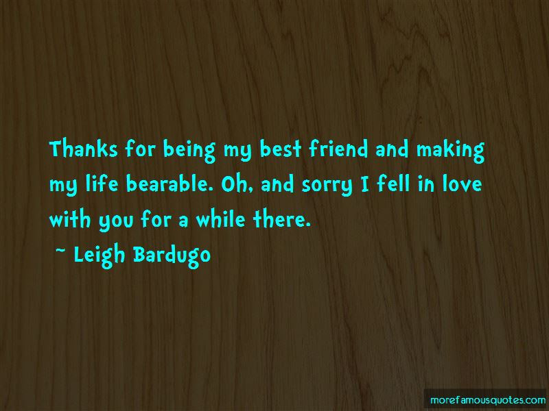 Thanks For Being There Friend Quotes Top 1 Quotes About Thanks For
