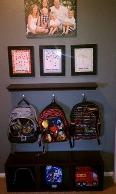 School: lunches, bag nook, etc on Pinterest