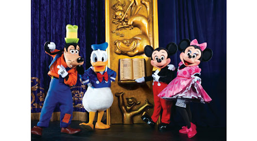 Disney Live! Three Classic Fairy Tales is Coming to the Tri-State Area 3/26-4/19 (flash giveaway)