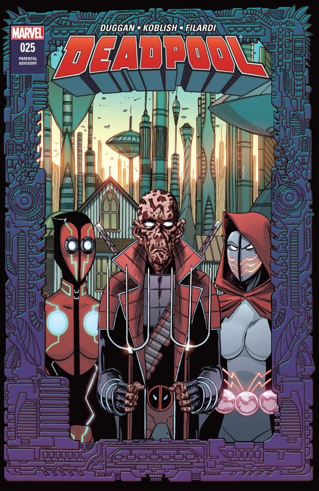 Download Deadpool #25