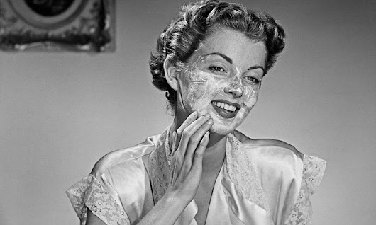 Will your face scrub give you wrinkles?