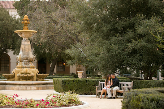 Pasadena City Hall Engagement Photography | Araceli and Jose