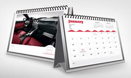 Custom Calendar Printing | Canadian Print Franchise | Print Three