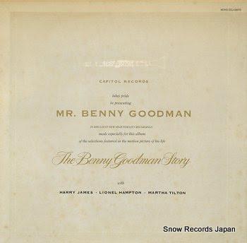 GOODMAN, BENNY story
