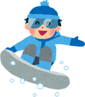 スキーかスノボどっちがかっこいいどっちが速いどっちが多いどっち