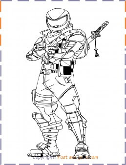 Ninja Coloring Pages Fortnite Print Out Free Printable Coloring Pages For Kids