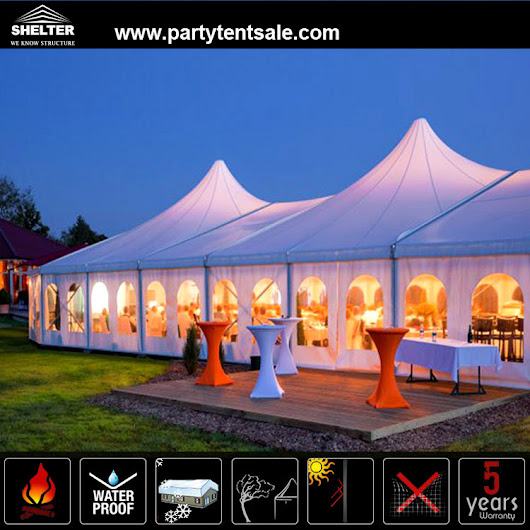 Outdoor Party Tent On Sale Now - Party Tents, Products