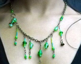 Absinthe Jewelry Set