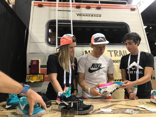 Interesting Trail Running Finds at the Outdoor Retailer Summer Market — ATRA