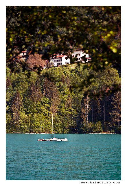 Lake Barcis, Italy