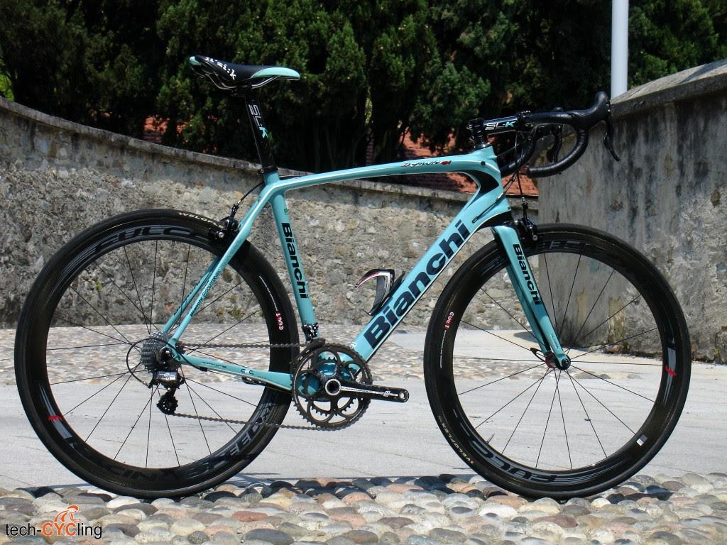 Bianchi Infinito Cv Tech Cycling