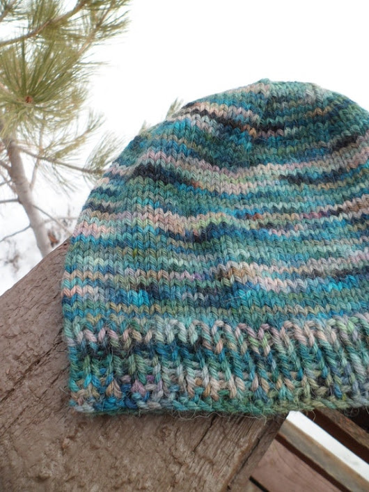 SALE Sea Swirl Hat  10% off by GingerYarnCo on Etsy