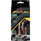 Futuro Sport Adjustable Knee Support, Black